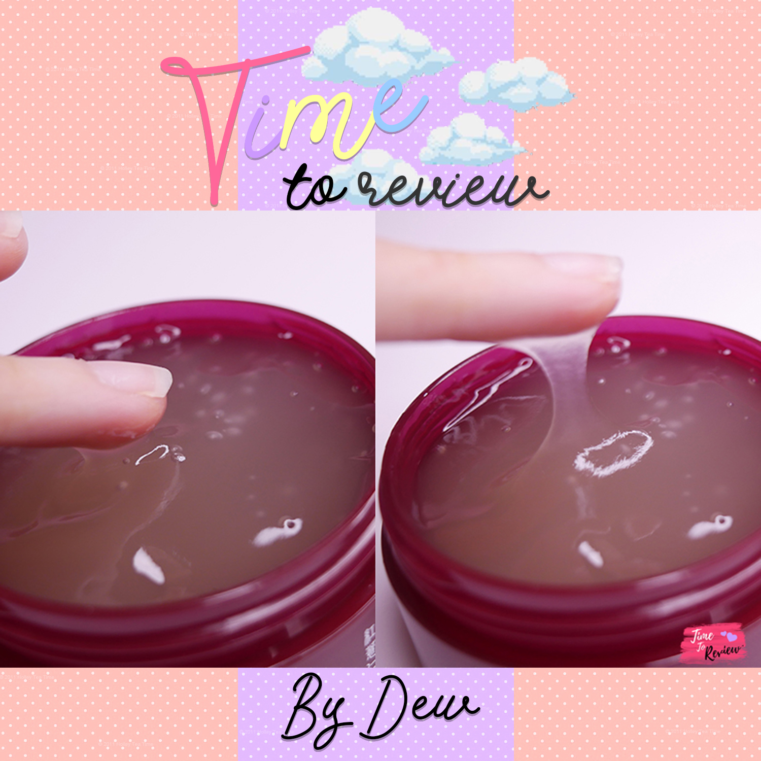 [Review] NARUKO Raw Job's Tears Supercritical CO2 Pore Minimizing & Brightening Night Gelly