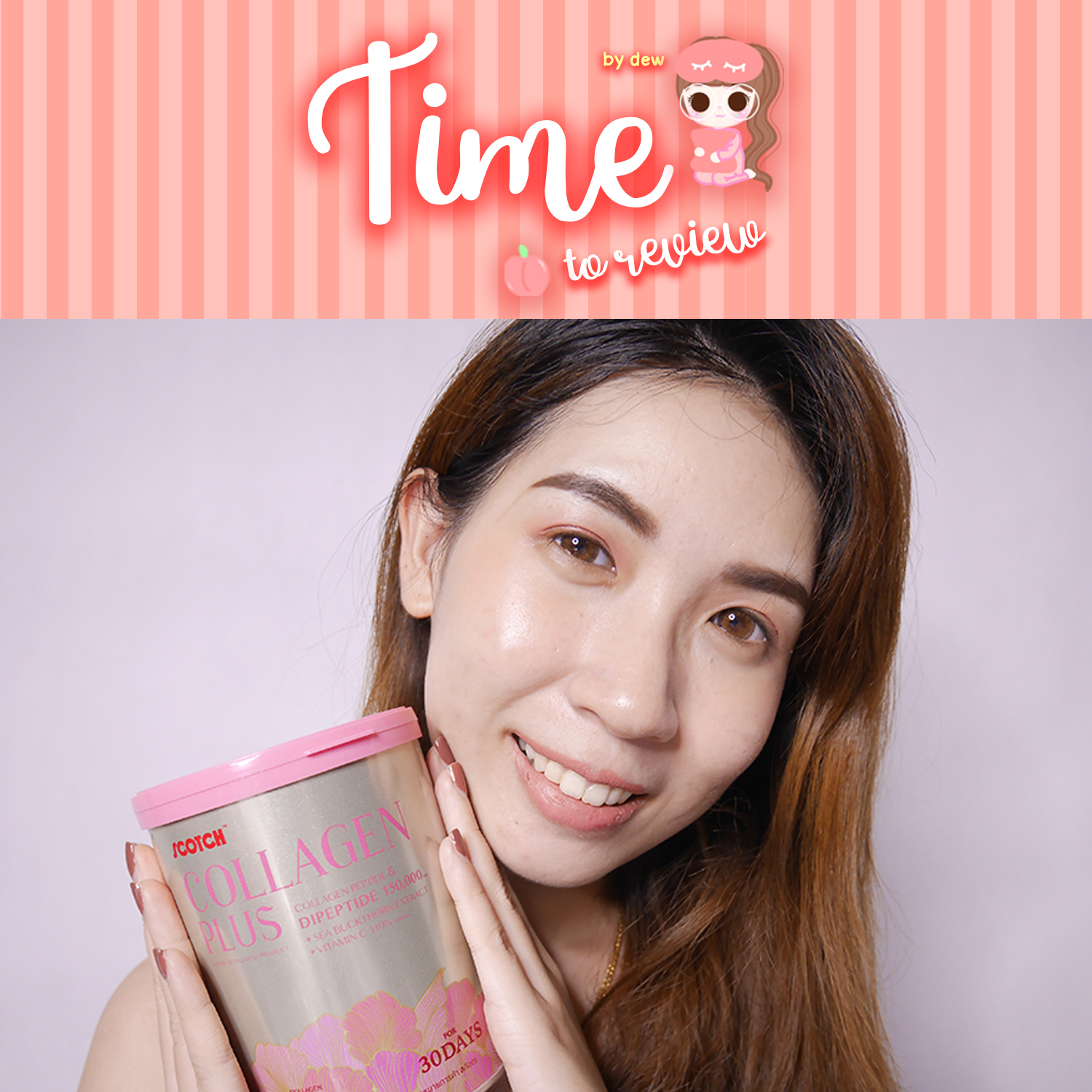 [Review]Scotch collagen plus