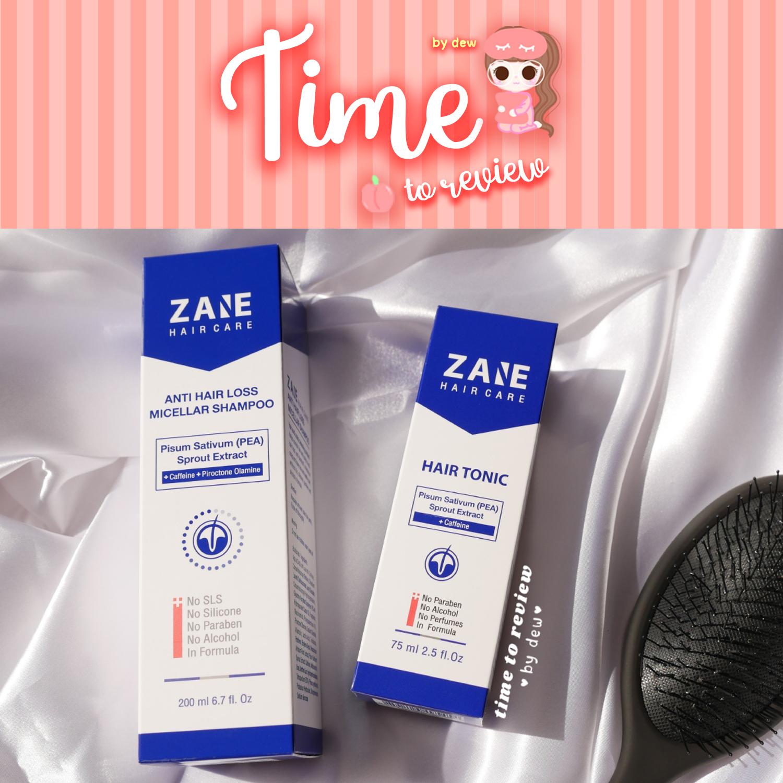 [review] Zane Hair Tonic Set