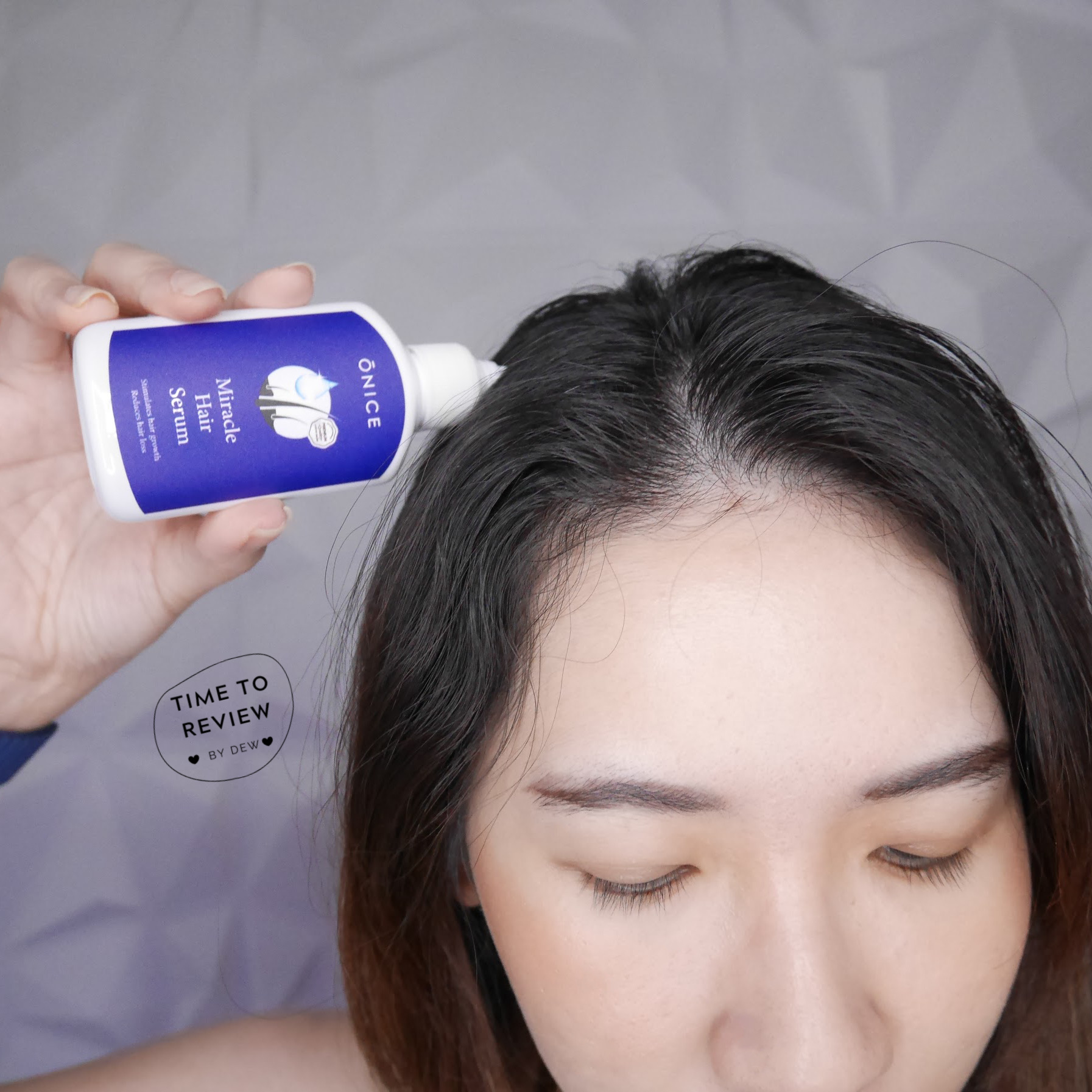 [Review]ONICE Miracle Hair Serum